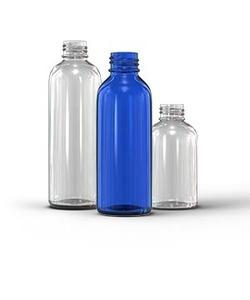 Пластиковые флаконы
