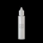 Флакон пластик 30 мл (белая крышка)