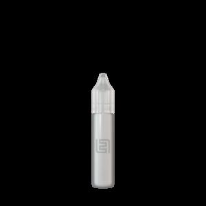 Флакон пластик карандаш 10 мл (прозрачная крышка)