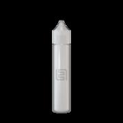 Флакон пластик карандаш 30 мл (белая крышка)