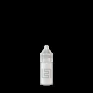 Флакон пластик 10 мл (прозрачная крышка)