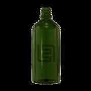 Флакон стекло 100 мл (зеленый)