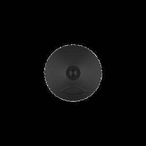 30ML V3 PET UNICORN BOTTLE WITH CRC & TAMPER EVIDENT BREAK-OFF BANDS (TRANSPARENT AMBER BOTTLE WITH SOLID BLACK CAP)