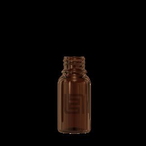 Флакон стекло 15 мл (коричневый)