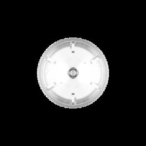 120ML V3 PET UNICORN BOTTLE WITH CRC & TAMPER EVIDENT BREAK-OFF BANDS (CLEAR BOTTLE WITH NATURAL CAP)
