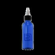 Флакон пластик 60 мл (синий)