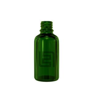 Флакон стекло 30 мл (зеленый)