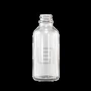 Флакон стекло 60 мл (прозрачный)