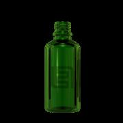 Флакон стекло 50 мл (зеленый)