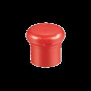 Крышка 24/415 красная (TF-TI-3-CP1001)
