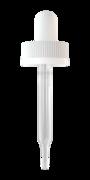 Крышка с пипеткой (белая) и защитой от детей GL 20