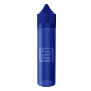 Флакон пластик Chubby Gorilla 60 мл (синий прозрачный)